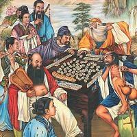 História do MahJong Solitaire
