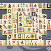 Paciência Mahjong