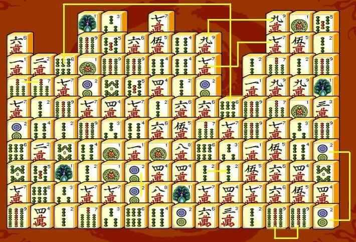 How to play this Mah Jong Game