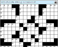 www.wordlords.com - Crosswords online